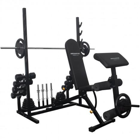 Kit Academia Completa Para Sala Fitness