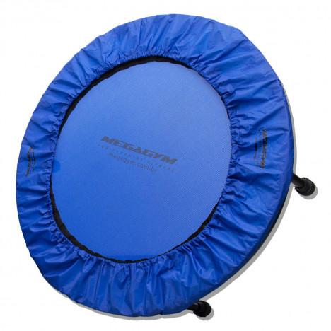 Capa Saia de Proteção Molas de Mini Jump Trampolim Academia Azul